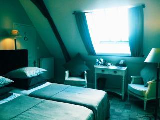 LE PRESBYTERE DE BEAULIEU B&B CHAMBRE TWIN - Beaulieu-les-Loches vacation rentals