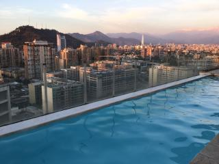 Downtown Apartment for 4 passengers - Santiago vacation rentals