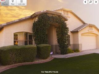Beautiful Spacious 4 Bed W/Pool Lndscpd Lawn. Wifi - Phoenix vacation rentals