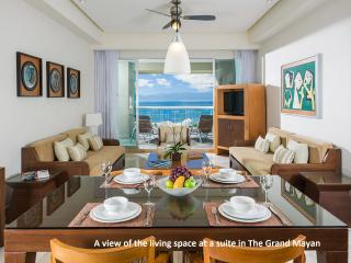 GORGEOUS LIVING at GRAND MAYAN 2BR Nuevo Vallarta Margan - Nuevo Vallarta vacation rentals