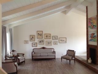 Vintage Modern Artist's House with View & Pool - La Habra vacation rentals