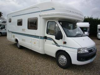 6 Berth Auto Trail Cheyenne Motorhome For Hire - Uxbridge vacation rentals