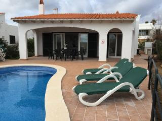 Beautiful 3 bedroom Villa in Arenal d'en Castell - Arenal d'en Castell vacation rentals
