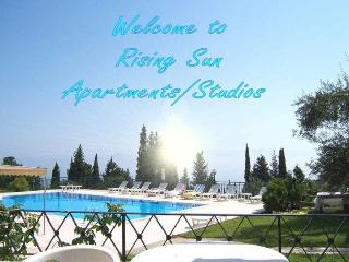 Rising Sun Apartments/ Studios - Benitses vacation rentals