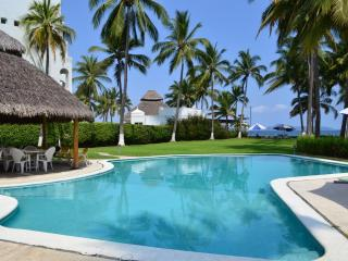 Located in Santiago - Beach Front - Pool and Relax - Manzanillo vacation rentals