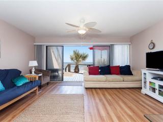 Sea Matanzas 2, 2 Bedrooms, Ocean Front, Pool, WiFi, Sleeps 6 - Saint Augustine vacation rentals