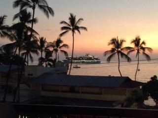 Kona's Hidden Gem, Beautiful Oceanview, in town! - Kailua-Kona vacation rentals