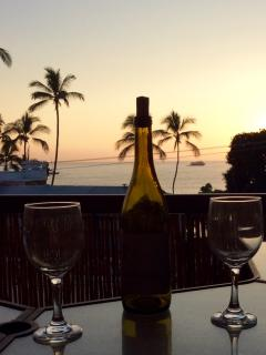 Kona's Hidden Gem, Beautiful Oceanview, in town! - Kailua-Kona vacation rentals