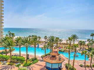 Shores of Panama 513-1BR+Bnk-AVAIL8/7-14-RealJOYFunPass*FREETripIns4NEWFallBkgs*CkOurRates - Panama City Beach vacation rentals