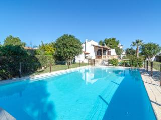 CAN CALSINA - Property for 6 people in Cala Anguila - Cala Mandia vacation rentals