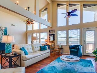 Oceanfront, dog-friendly luxury with unparalleled Gulf Coast views - Galveston vacation rentals