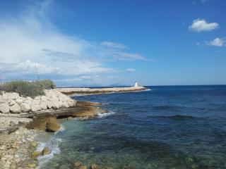 Studio à 300m de la mer, vue mer, piscine, tennis - Sausset-les-Pins vacation rentals