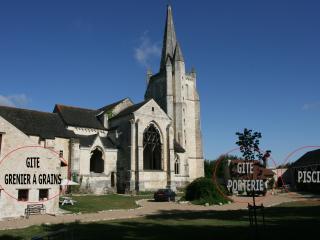 La Porterie/Abbaye de Bois-Aubry - Luze vacation rentals