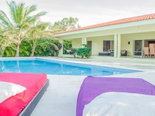 Private Vacation villa with pool in sosua for large groups - Sosua vacation rentals