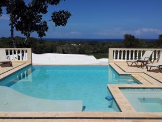 Sosua villa rental  tropical retreat with ocean views - Sosua vacation rentals