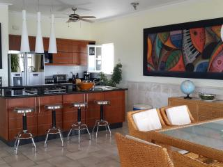 Spacious 3 bedroom oceanfront penthouse in the heart of sosua - Sosua vacation rentals
