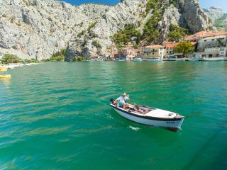 Croatian Beach House - Split/Dubrovnik - Omis vacation rentals