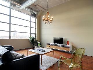 Bright,Rustic,Modern Spacious Loft - Toronto vacation rentals