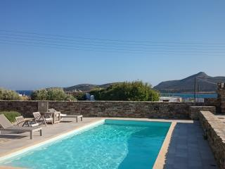 Villa with shared swimming pool - Agios Georgios vacation rentals