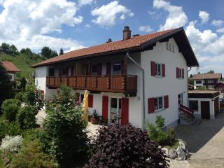 Helle Ferienwohnung in Nesselwang - Nesselwang vacation rentals