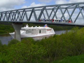 Fe-Wo -4 Prs.Nähe Nord-Ostsee-Kanal Traum Schiffe - Hanerau-Hademarschen vacation rentals