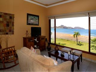 Paradise is yours with Beachfront Condo Azul! - Playa Potrero vacation rentals