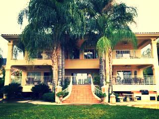 HUGE Private Beach Lake Front Mansion, Sleeps 45!! - Lake Elsinore vacation rentals