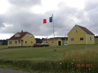 Panoramic View of Acadian Village - Cheticamp vacation rentals