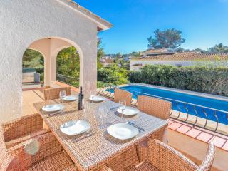 Perfect 3 bedroom Villa in Benitachell with Deck - Benitachell vacation rentals