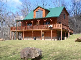 Lazy Bear Lodge VA :) - Luray vacation rentals