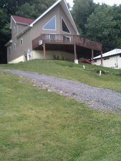 Harvey's Lake, PA Chalet Style House - Harvey s Lake vacation rentals