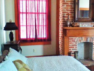 Lower Garden Room with Private Balcony - New Orleans vacation rentals