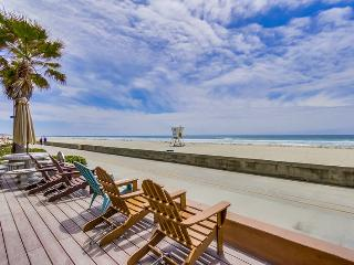2 bedroom House with Internet Access in Mission Beach - Mission Beach vacation rentals