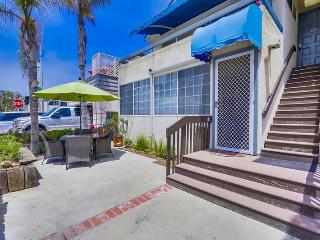 Cozy 2 bedroom Mission Beach House with Internet Access - Mission Beach vacation rentals