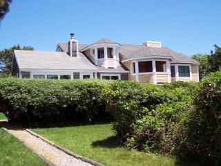 BEAUTIFUL CONTEMPORARY WITH WATERVIEWS OF THE INNER AND OUTER HARBOR - Chappaquiddick vacation rentals