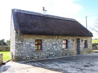 THE WELL HOUSE, detached, stone-built thatched cottage, solid fuel stove, dog-friendly, in Kinvara, Ref 933690 - Kinvara vacation rentals
