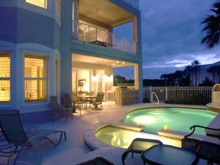 Amazing Waterfront Beach House: Views, Private Heated Pool, Elevator and More, More, More - Palm Coast vacation rentals