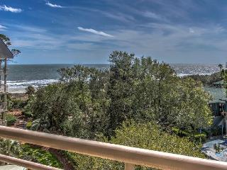 3528 Villamare - Oceanview and Fully Upgraded/Renovated -  5th Floor Villa. - Hilton Head vacation rentals