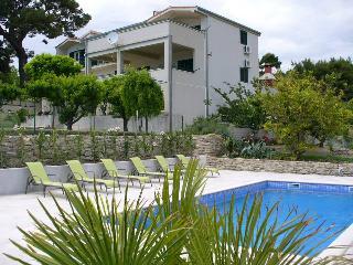 TH01652 Apartments Perišić / One Bedroom Apartment A4 - Podstrana vacation rentals