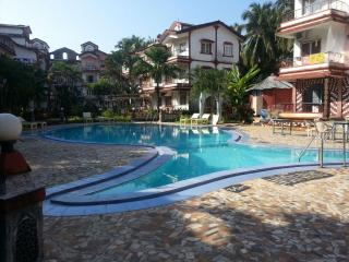 TripThrill Calangute 1 Bedroom Apartment with Pool - Calangute vacation rentals