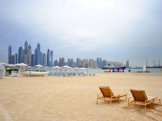 Vacation Bay 1BR Beach Apartment in Palm Jumeirah - Dubai vacation rentals