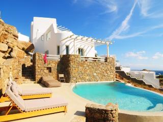 Blue Villas | Fantasea | Ideal Location - Psarou vacation rentals