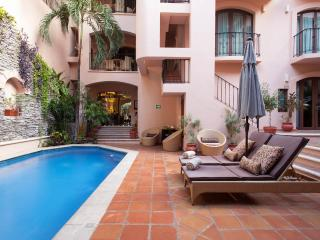 Acanto Hotel and Suites 1,2,3 bedroom Suites - Playa del Carmen vacation rentals
