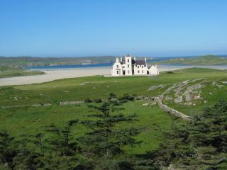 Beautiful Hebridean Victorian Lodge at Uig Sands - Timsgarry vacation rentals