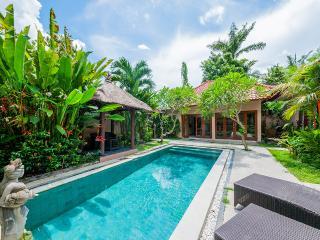 Villa Lilin. Seminyak beach 500 meters. - Sanur vacation rentals