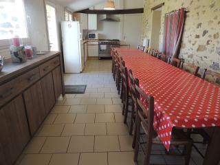Gîte Hirondelles 14 personnes - Villiers-Charlemagne vacation rentals