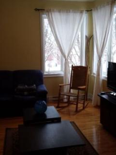 Spacious apartment for rent short - Quebec City vacation rentals