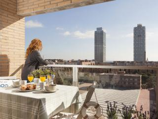 Enjoybcn Marina Apartment-Top families, sea views - Barcelona vacation rentals