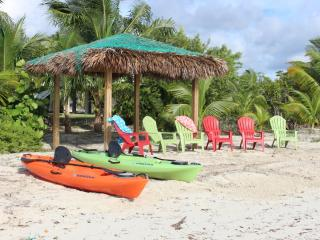 Luxury, Private Beachfront Home, Kayaks, Boat - Marsh Harbour vacation rentals