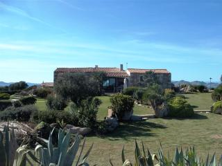 Mediterranean Villa with private pool  facing sea - Liscia di Vacca vacation rentals